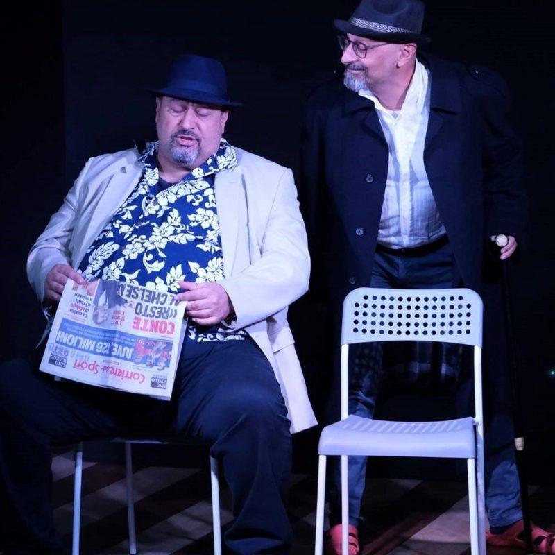 Gino Versetti e Alessandro Mancuso