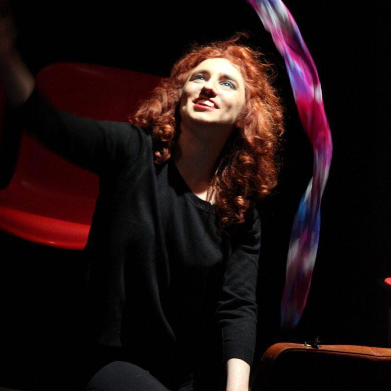 Il teatro vuoto - Giovanna Vallebona
